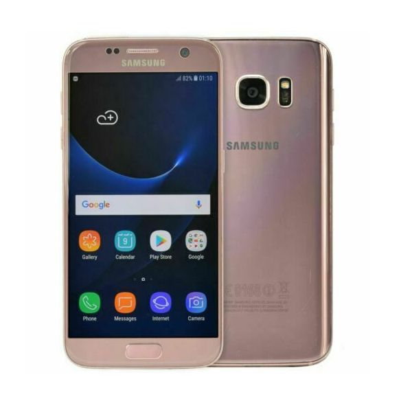 Rose Gold Samsung Galaxy S7