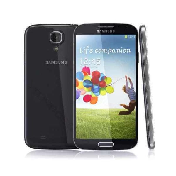 Black Samsung Galaxy S4