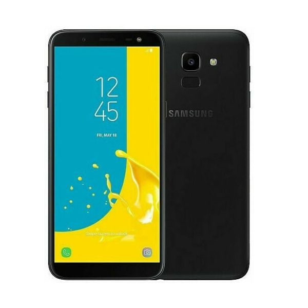 Black Samsung Galaxy J6