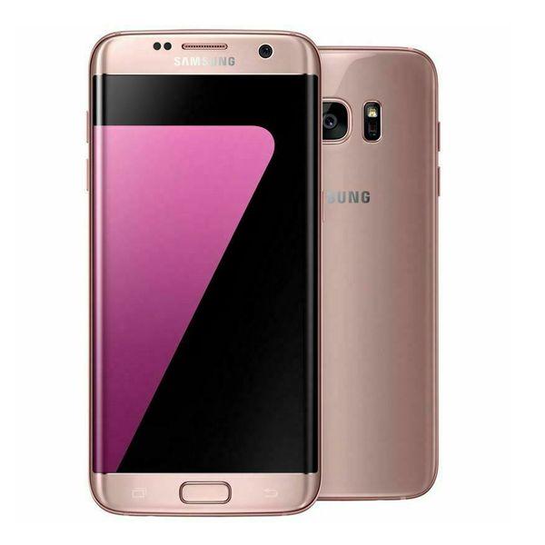 Pink Samsung Galaxy S7 edge