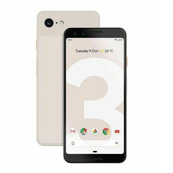 Grade A Google Pixel 3 - 64GB - Not Pink (Unlocked) Smartphone