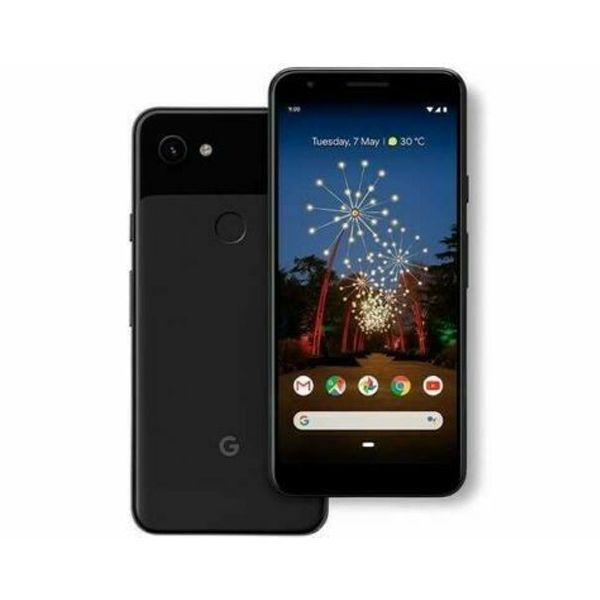 Google Pixel 3a - 64GB - Just Black (Unlocked) Smartphone