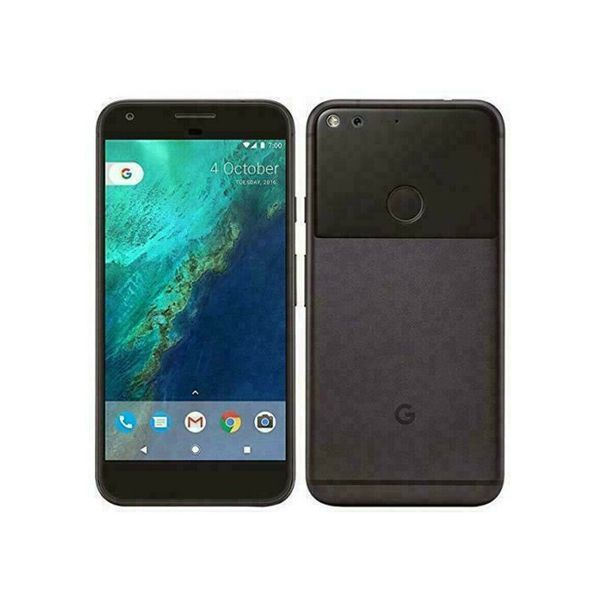 Google Pixel - 32GB - Quite Black (Unlocked) Smartphone - Original