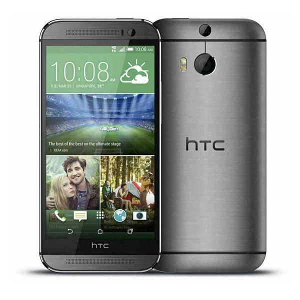 HTC One M8 - 16GB - Gunmetal Gray (Unlocked) Smartphone