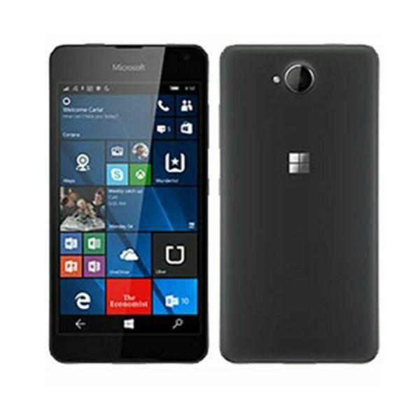 Microsoft Lumia 650 -16GB - 4G - Black (Unlocked) Smartphone - Grade A