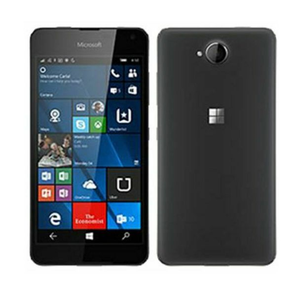 Smartphone Microsoft Lumia 650 -16GB - 4G - Black (Unlocked)