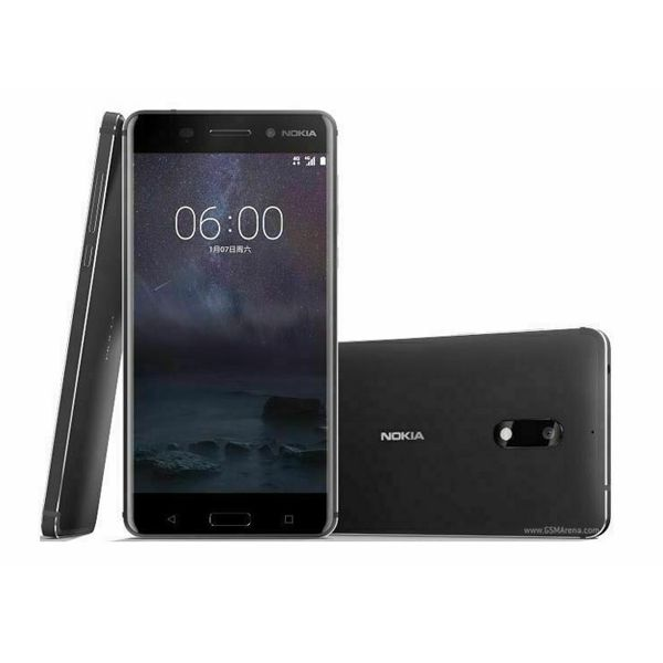 Nokia 6 - 32GB - Black (Unlocked) Smartphone