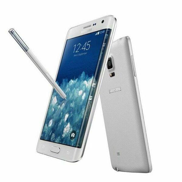 Samsung Galaxy Note Edge SM-N915 - 32GB - White (Unlocked) Smartphone