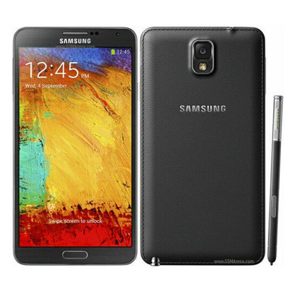Samsung Galaxy Note 3 III SM-N9005 - 32GB - Jet Black (Unlocked) Smartphone