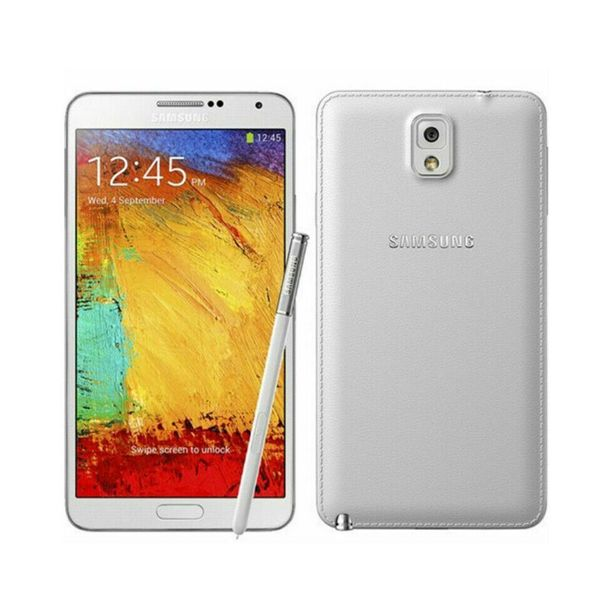 Samsung Galaxy Note 3 III SM-N9005 - 32GB - White (Unlocked) Smartphone