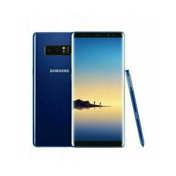 Samsung Galaxy Note 8 SM-N950 - 256GB - Blue (Unlocked) Smartphone - Grade A