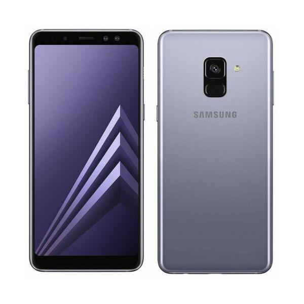 Samsung Galaxy A8 (2018) SM-A530F - 32GB - Grey (Unlocked) Smartphone - Grade A
