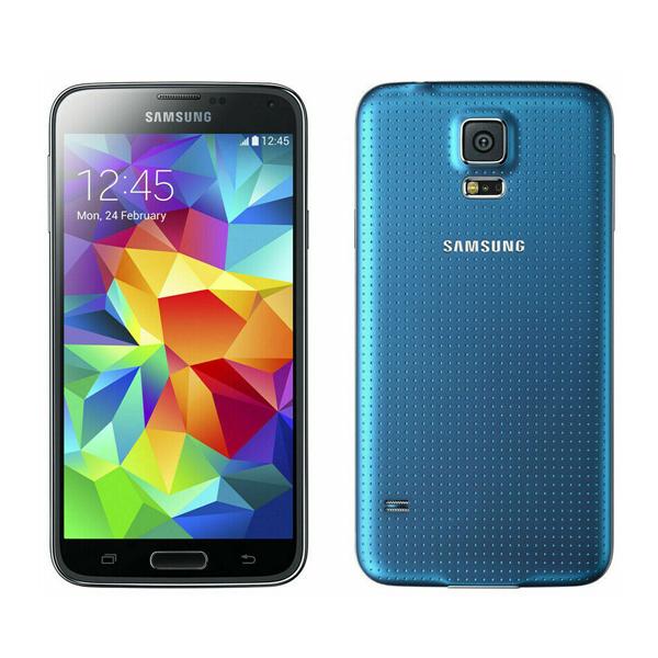 Samsung Galaxy S5 SM Blue Color