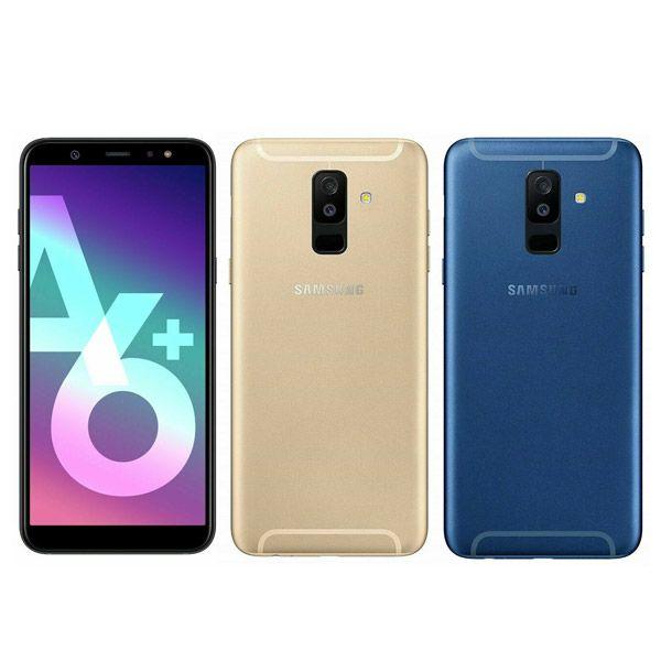 Samsung Galaxy A6 Plus Blue