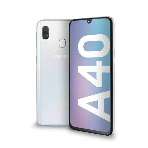 Samsung Galaxy A40 - 64GB - White