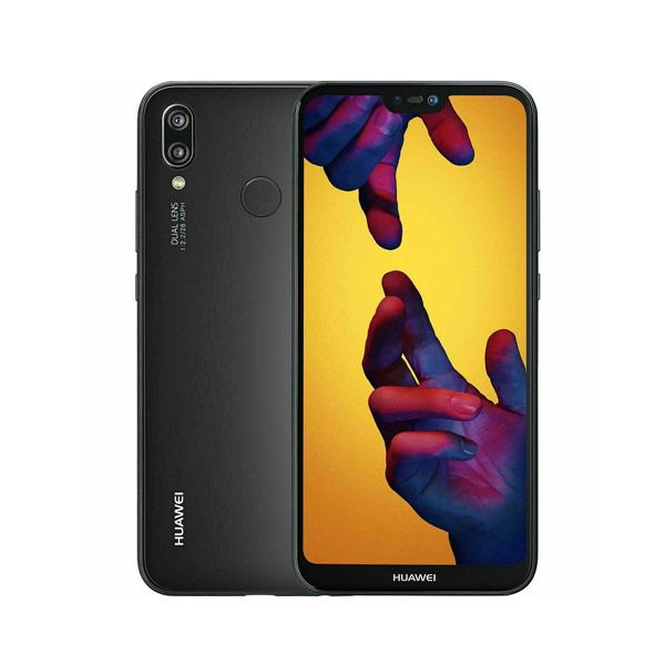 Huawei P20 lite - 64GB - Midnight Black