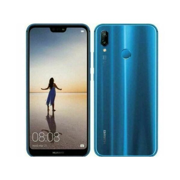 Huawei P20 lite - 64GB - Klein Blue