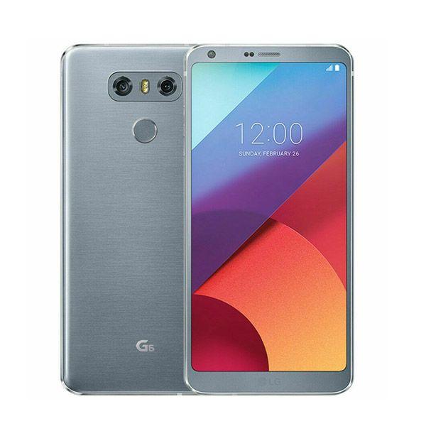 LG G6 - 32GB - Ice Platinum