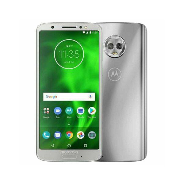 Motorola MOTO G6 - 32GB - Silver