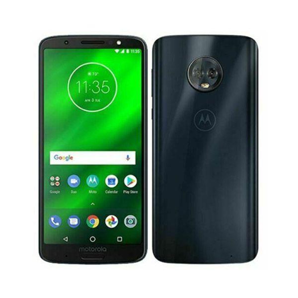 Motorola Moto G6 Plus - 64GB - Black