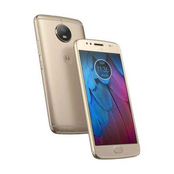 Motorola Moto G5S - 32GB - Gold