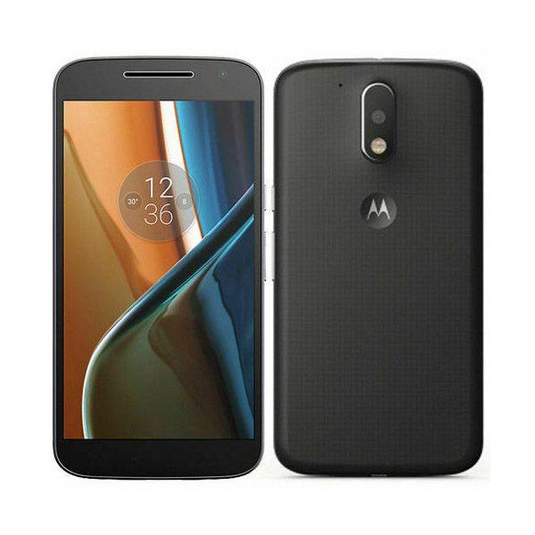 Motorola Moto G4 (4th Generation) - 16GB - Black