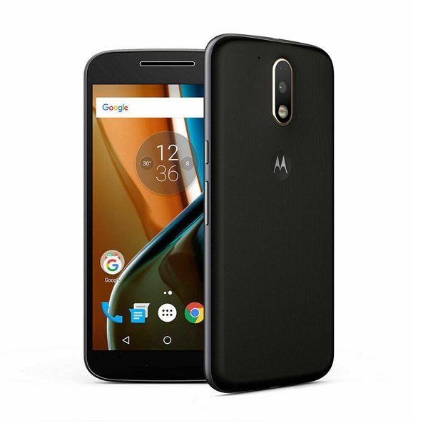 Motorola Moto G4 Plus - 16GB - Black