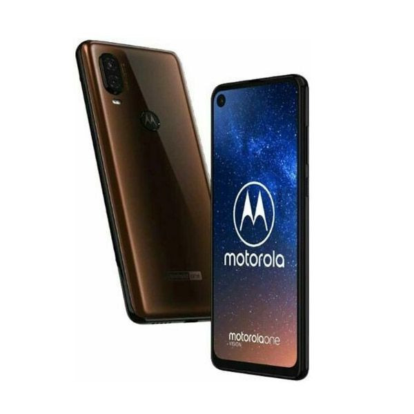 Motorola One Vision - 128GB - Bronze Gradient