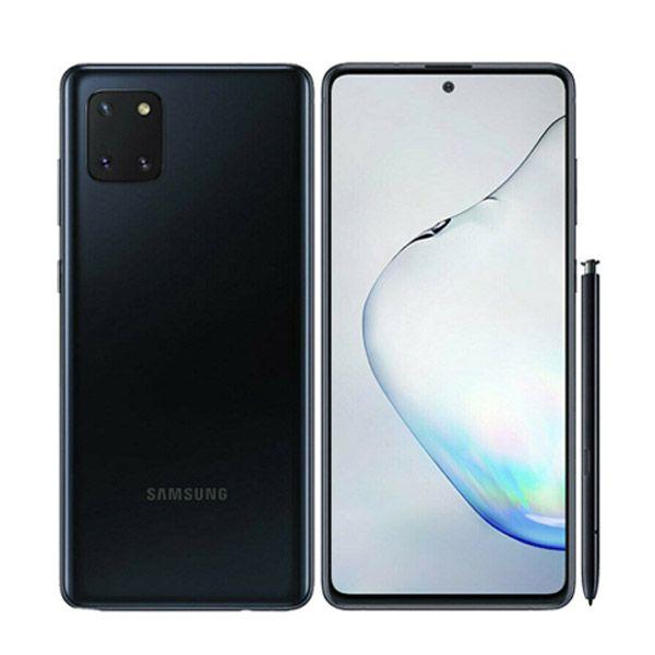 Samsung Galaxy Note 10 Lite 128GB - Black