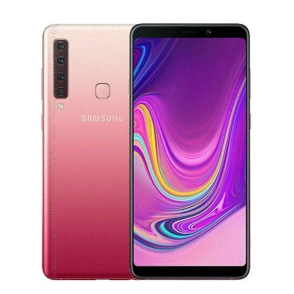 Samsung Galaxy A9 - 128GB - Bubblegum Pink