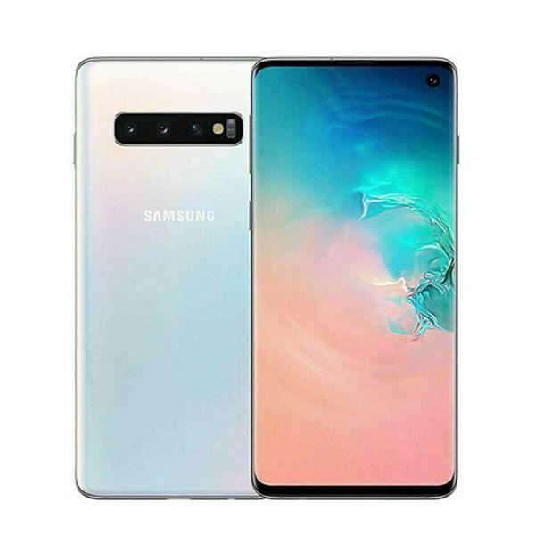 Samsung Galaxy S10 - 128GB - Prism White