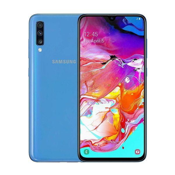 Samsung Galaxy A70 - 128GB - Blue