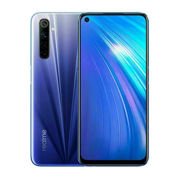 Realme 6 (Dual SIM) - 128GB - Comet Blue