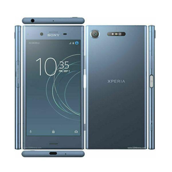 Sony Xperia XZ1 - 64GB - Moonlit Blue