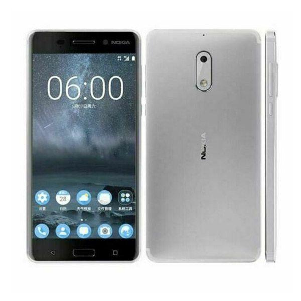 Nokia 6 - 32GB - Silver