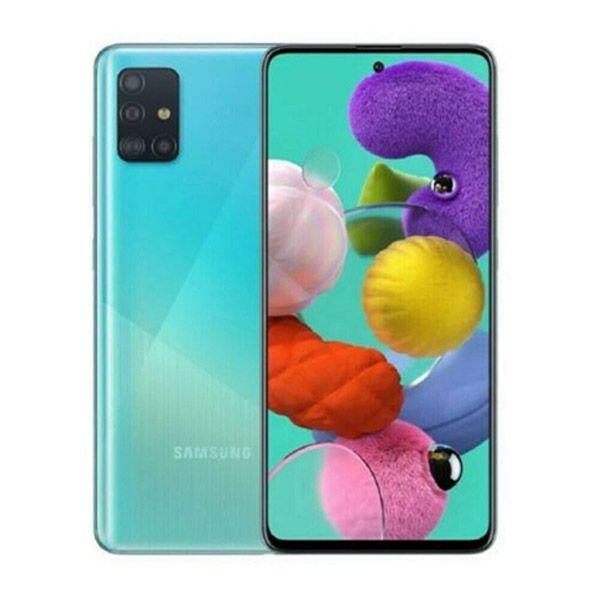 Samsung Galaxy A51 - 128GB - Prism Crush Blue