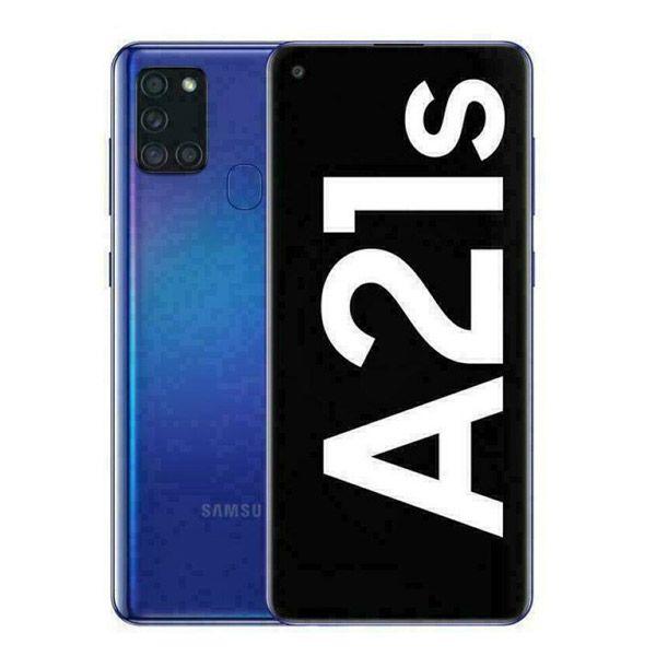Samsung Galaxy A21s - 32GB - Blue