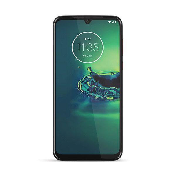Motorola Moto G8 Plus - 64GB - Cosmic Blue