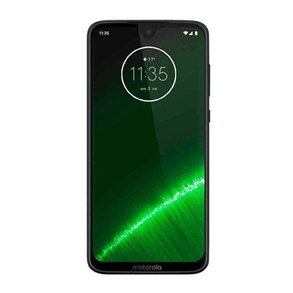 Motorola Moto G7 Plus - 64GB - Deep Indigo