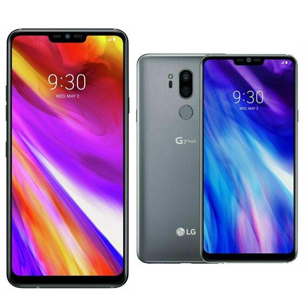 LG G7 ThinQ - 64GB - Silver