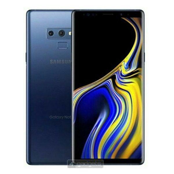 Samsung Galaxy Note 9 - 128GB - Blue