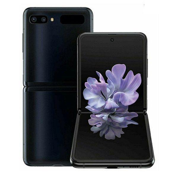 Samsung Galaxy Z Flip - 256GB - Black