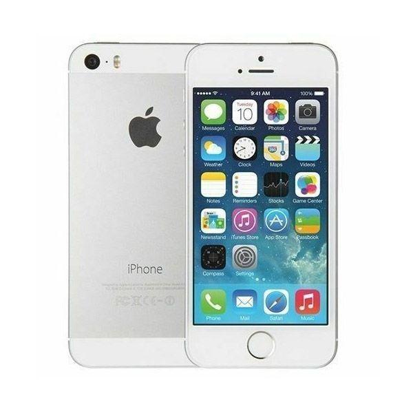 Apple iPhone 5s -16GB - Silver