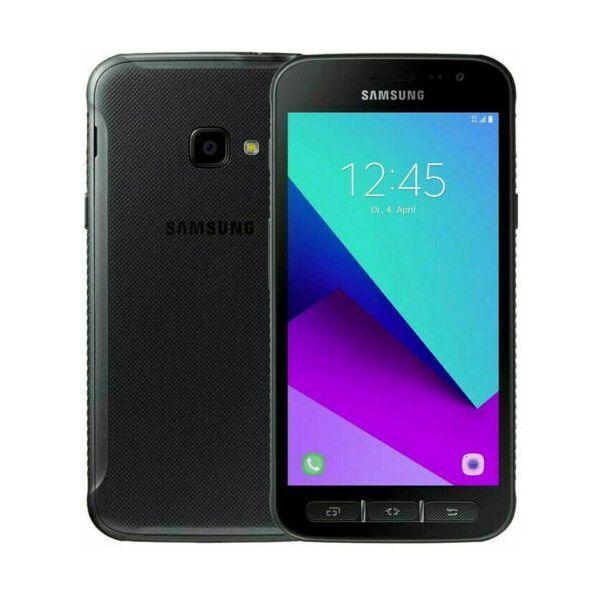 SAMSUNG Galaxy XCover 4 - 16GB Black